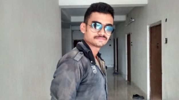 Akash Mishra portfolio image1