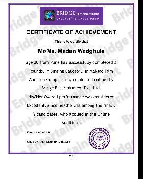 Madan Wadghule portfolio image2