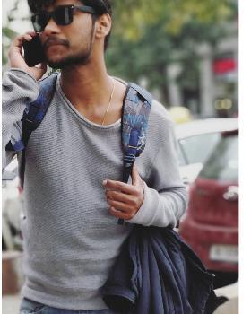 Dev Rajput portfolio image1