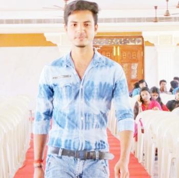 Purushotam Jha portfolio image1